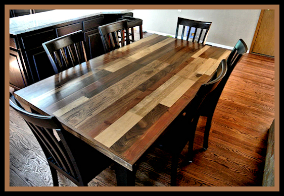 Contemporary Dining Table 1