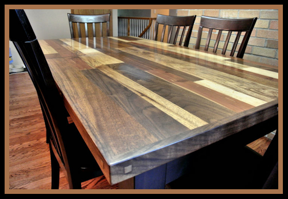 Contemporary Dining Table 2