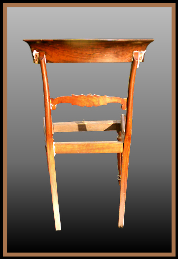 Victorian Rosewood Chairs, Hander Woodworking
